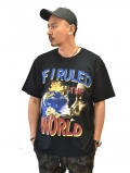 NAS OFFCIAL IF YOU RULE THE WORLD Tシャツ