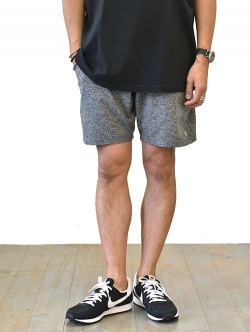 Vuori  PONTO SHORT HEATHER GREY