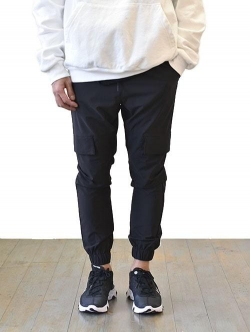 ZANEROBE Sureshot Tech Cargo Jogger ALL BLACK