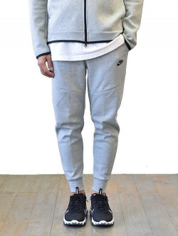 NIKE NEW TECH FLEECE PANT GREY (CU4496) 再入荷