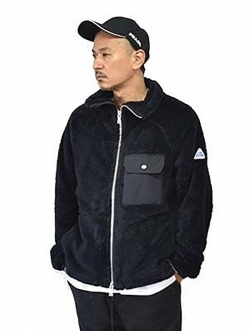 Cape HEIGHTS RIVAS Fleece Jacket  Black