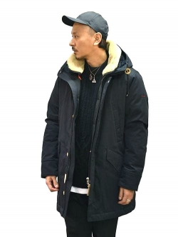 HOLUBAR Sun Valley Down Jacket Black ホルバー  最終セール