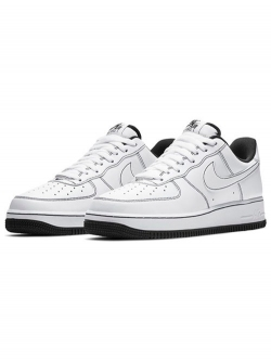 NIKE AIR FORCE 1 '07 White/Black Limited Color CV1724-104