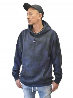 ZANEROBE Lowgo Hood Sweat Black/Inc 再入荷